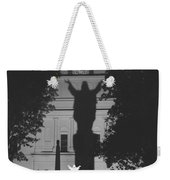 Shadow Of Jesus Weekender Tote Bag