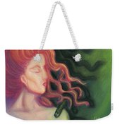 Shadow Of Medusa Weekender Tote Bag