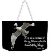 Shadow Of Thy Wings Weekender Tote Bag