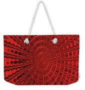 Shadow On The Path Abstract #2 Weekender Tote Bag