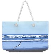 Shadow On The Sand Weekender Tote Bag