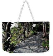 Shadow Path Weekender Tote Bag