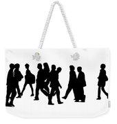 Shadow People Weekender Tote Bag