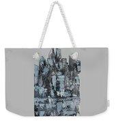 Shadow Skyline Weekender Tote Bag