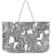 Shadow Vision 2 Weekender Tote Bag
