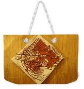 Shadows - Tile Weekender Tote Bag
