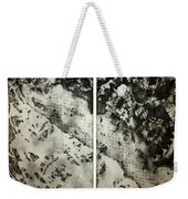 Shadows And Lace Weekender Tote Bag