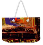 Shadows And Light Weekender Tote Bag