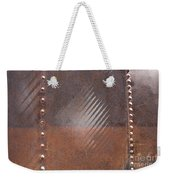 Shadows And Rust 2 Weekender Tote Bag