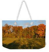 Shadows Bow Weekender Tote Bag