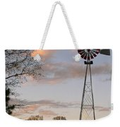Shadows Fall  Weekender Tote Bag