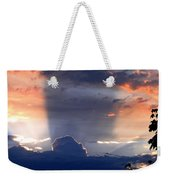 Shadows In The Sky Weekender Tote Bag