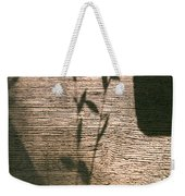 Shadows Of Life Weekender Tote Bag