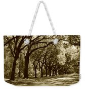 Shadows Of The South Weekender Tote Bag