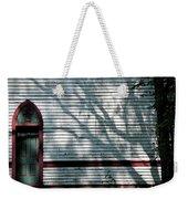 Shadows On Churchdoor Weekender Tote Bag