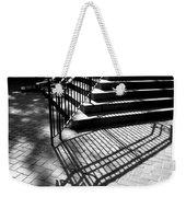Shadows Series-1 Weekender Tote Bag