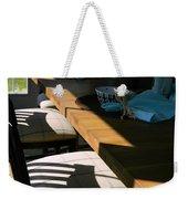 Shadows Series-9 Weekender Tote Bag
