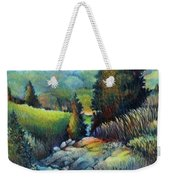 Shady Creek Weekender Tote Bag