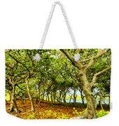 Shady Grove At Wai'anapanapa Weekender Tote Bag