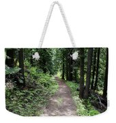 Shady Grove Path Weekender Tote Bag