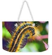 Shagerpillar Weekender Tote Bag by Bill Tiepelman