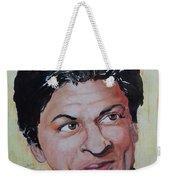 Shah Rukh Khan Weekender Tote Bag
