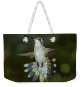 Shake Your Tail Feathers Weekender Tote Bag