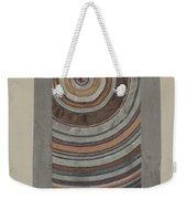 Shaker Circular Rug Weekender Tote Bag