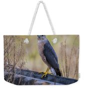 Shakerag Coopers Hawk Weekender Tote Bag