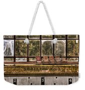 Shallow End Weekender Tote Bag