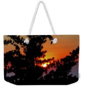 Shangrila Sunset Weekender Tote Bag