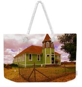 Shaniko School District Sixty Seven Weekender Tote Bag
