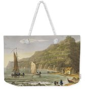 Shanklin Bay Weekender Tote Bag