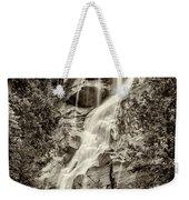 Shannon Falls - Bw Weekender Tote Bag