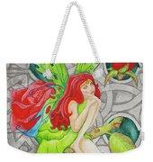 Shannon's Fairy Weekender Tote Bag