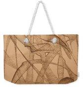 Shape Weekender Tote Bag
