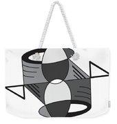 Shapeplay38 Weekender Tote Bag