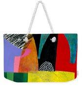 Shapes 5 Weekender Tote Bag