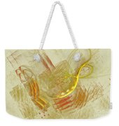 Shapes In Abstract Weekender Tote Bag
