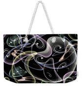 Shapes Of Fluidity Weekender Tote Bag