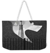Shard From Wapping Memorial Weekender Tote Bag