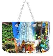 Shard Gardens Weekender Tote Bag