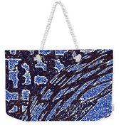 Shards And Pieces Weekender Tote Bag