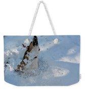 Shark Dog Weekender Tote Bag