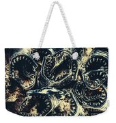 Shark Jaws Weekender Tote Bag