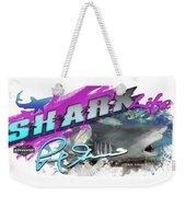 Shark Life Pink Lemon Shark Weekender Tote Bag