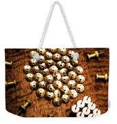 Sharp Business Idea Weekender Tote Bag
