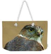 Sharp-shinned Hawk Weekender Tote Bag