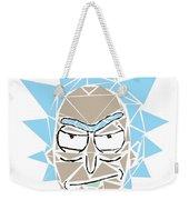 Shattered Reflection Series Weekender Tote Bag