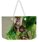Pow Wow Shawl Dancer 3 Weekender Tote Bag